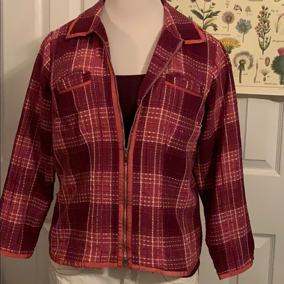 Dress Barn Jackets & Blazers - Dress Barn Blazer & Tank Top Bundle
